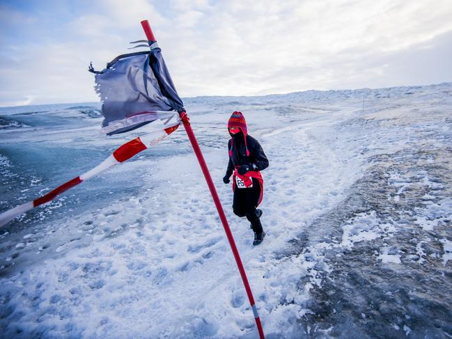 WHEN: October 26, 2019 (wait list only); October 24-25, 2020 ENTRY: from €2095 (about $3380) for a five-day package and €300 (about $485) race entry  polar-circle-marathon.com