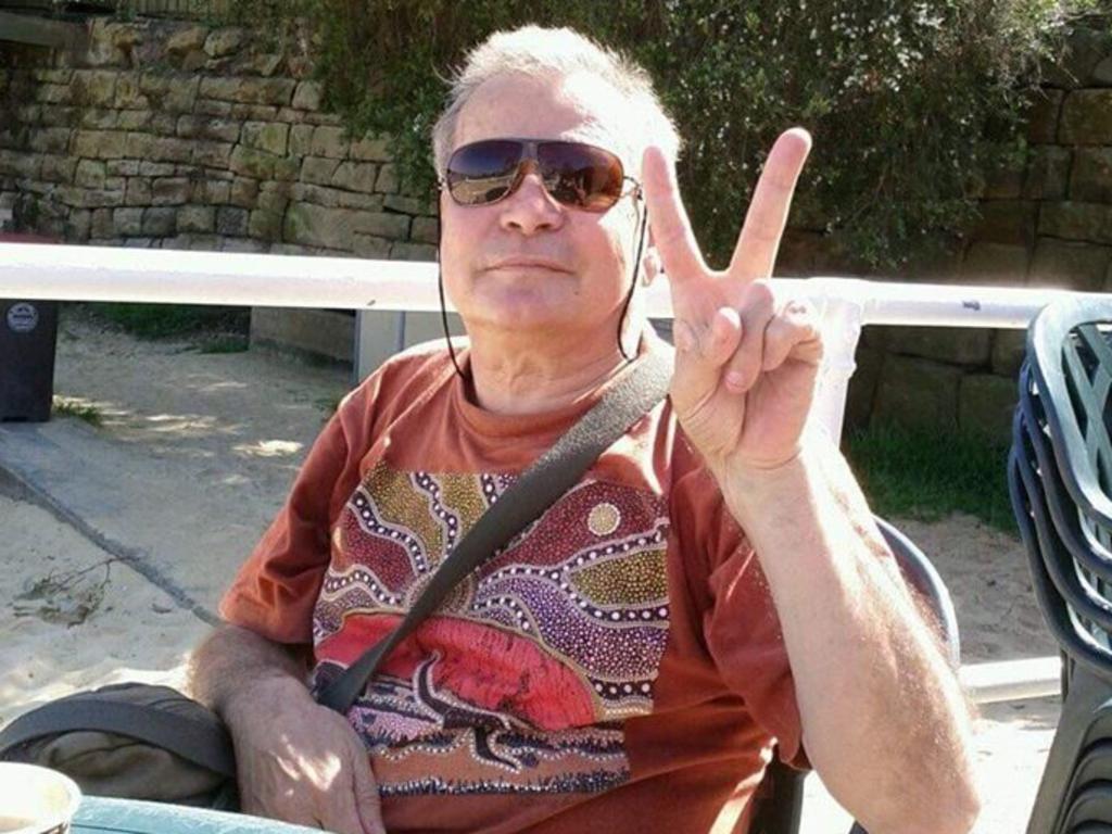 Paul Tavelardis died in hospital.