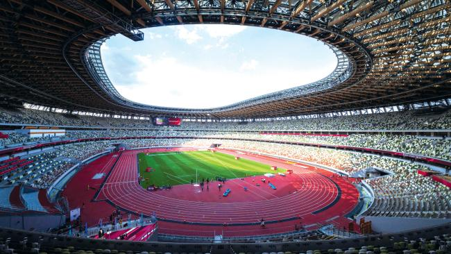 The Tokyo Olympics is going to be an event like none other. Picture: Charly Triballeau via AFP