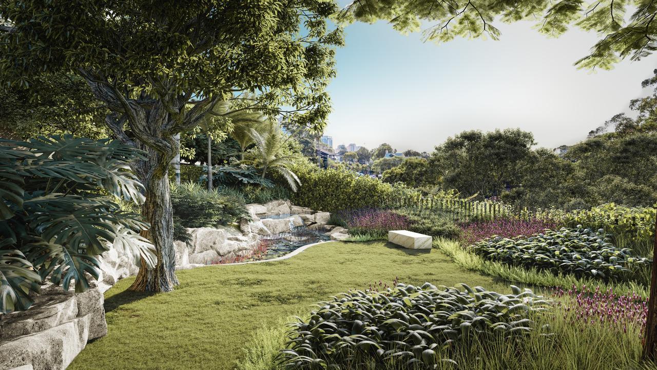 """""""A secret garden""""."""