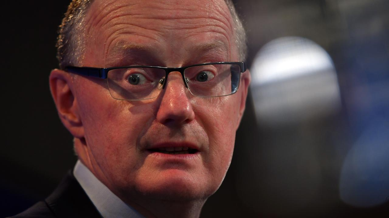 RBA governor Philip Lowe says investment digital infrastructure is imperative for the nation to take full advantage of the upswing out of COVID-19. Picture: Sam Mooy/Getty Images