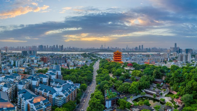 Wuhan and China as a whole had been largely living a normal life until recent months saw COVID-19 cases spike. Picture: TPG/Getty Images