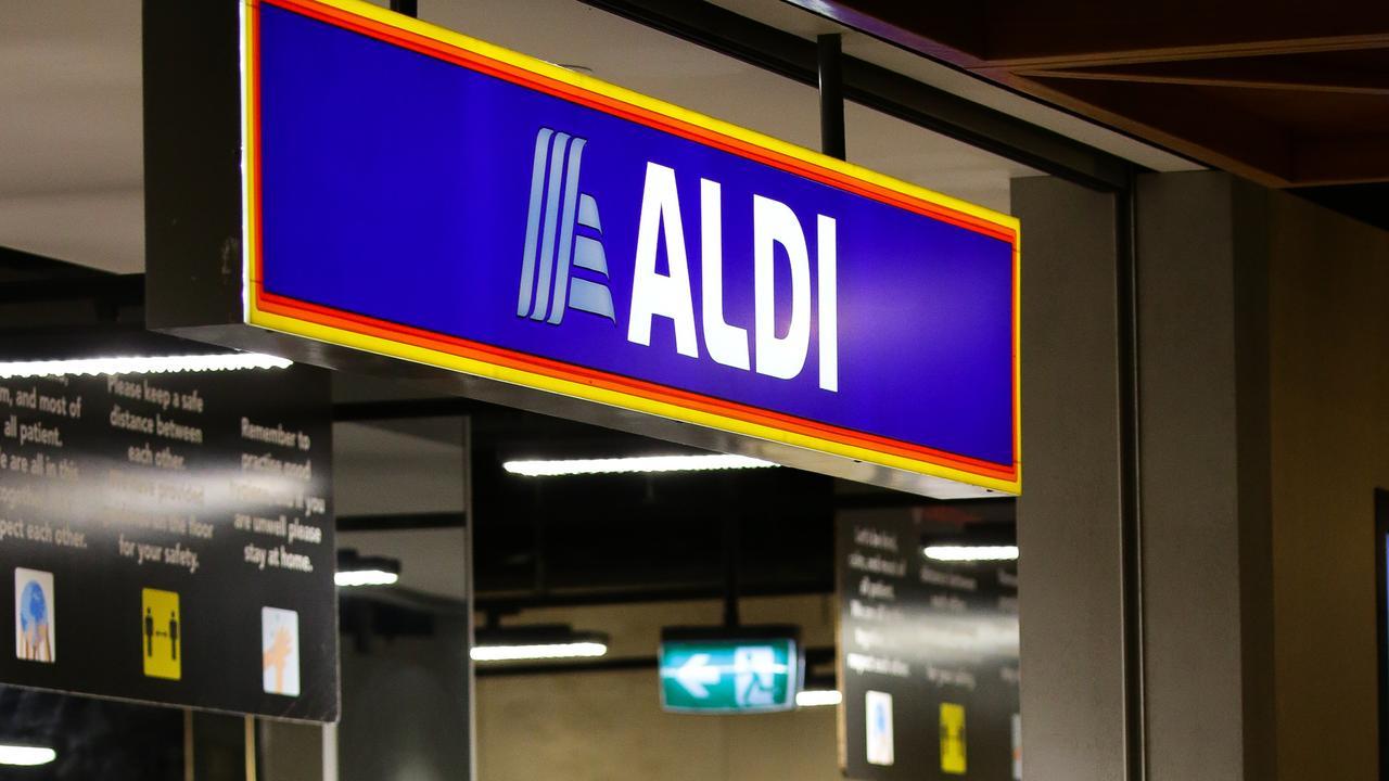 Aldi will hire security guards. Picture: Gaye Gerard/NCA NewsWire