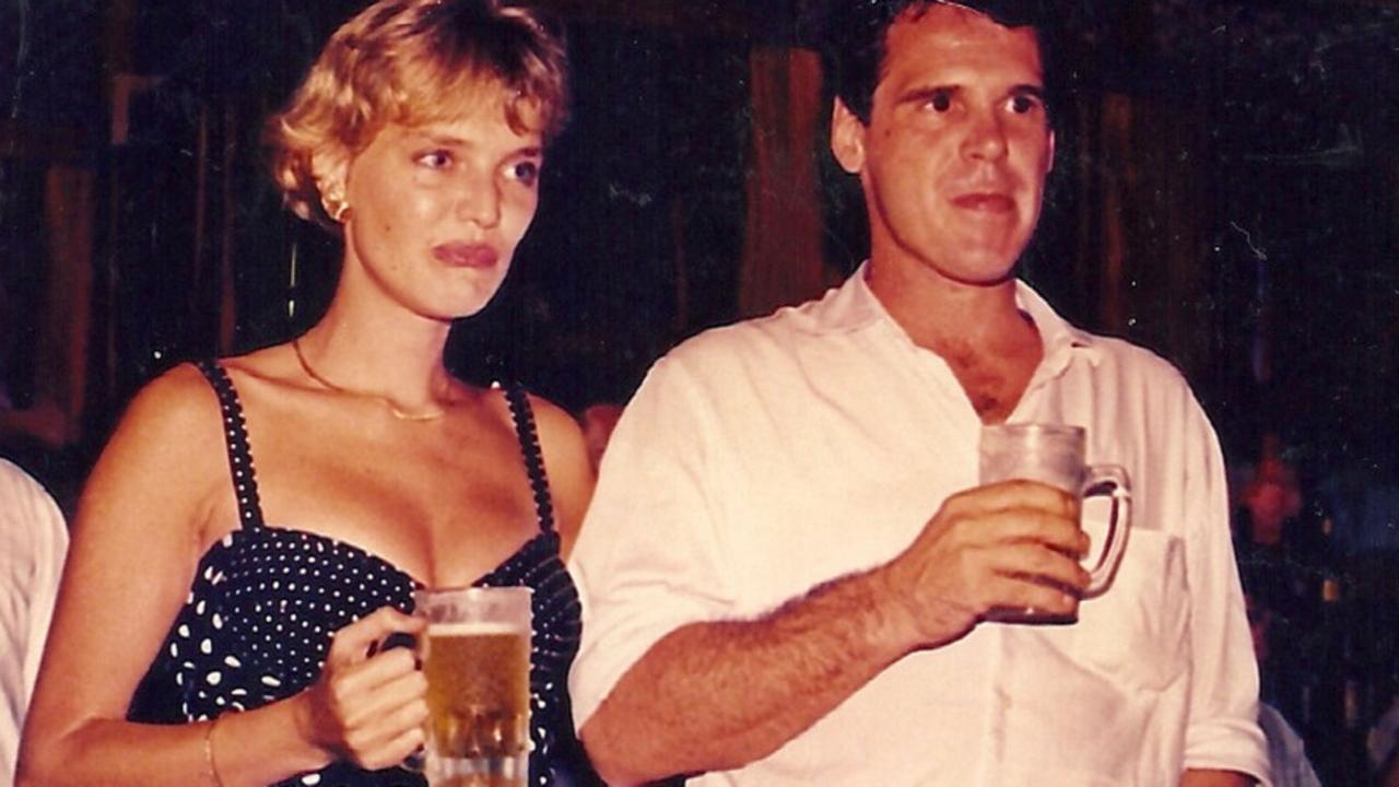 Former Wall Street trader Annette Herfkens survived the plane crash that killed her beloved fiance Willem van der Pas, who she called Pasje.