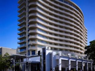 11 officers have potentially been exposed to COVID-19 at this south Brisbane hotel.