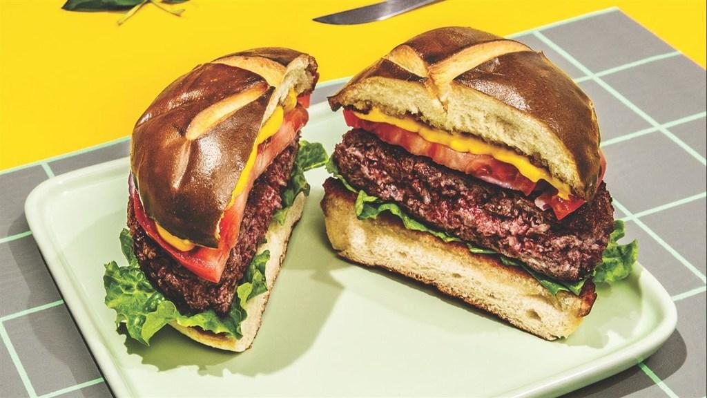 A Quest for an All-American Burger... Without Meat