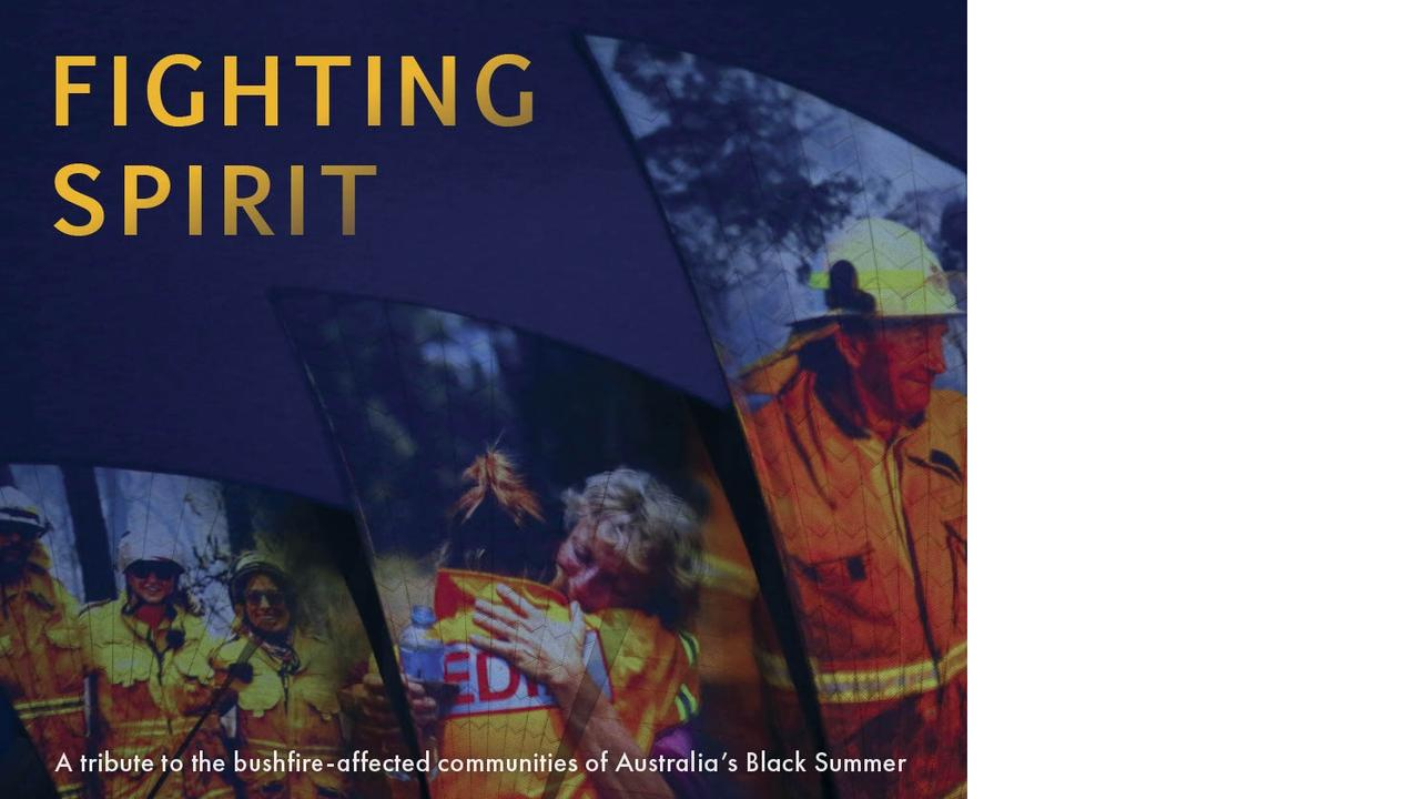 The book Fighting Spirit: A tribute to the bushfire-affected communities of Australia's Black Summer includes poems by the Kids News Bushfire Poetry competition winners.