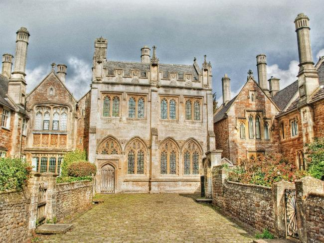 An old cathedral town, Wells' origins stretch back to Roman times.