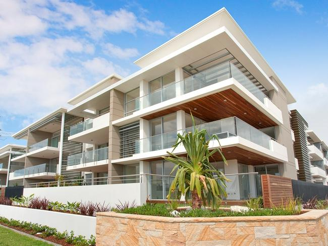Ocean at 1-5 Narrabeen St, Narrabeen, is popular with downsizers wanting to get closer to the beach.