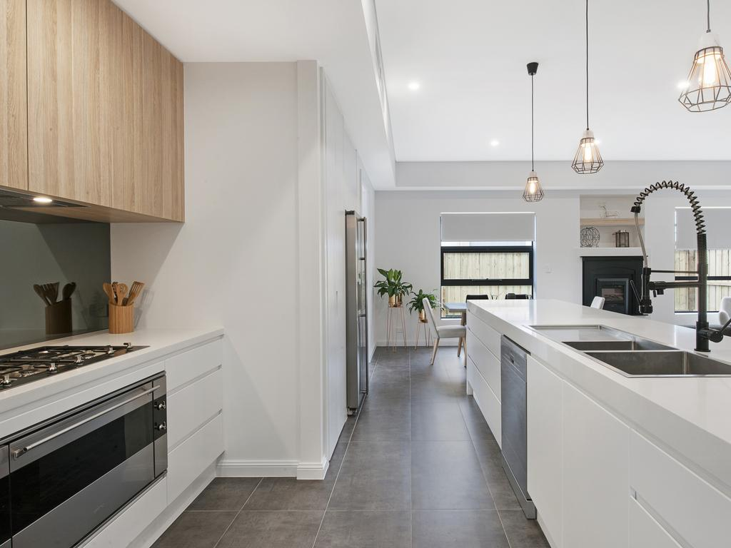 Newer homes are believed to be behind Kellyville's popularity