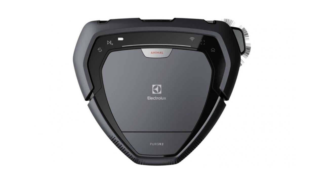 Electrolux PURE i9.2 Animal Robotic Vacuum. Image: Harvey Norman.