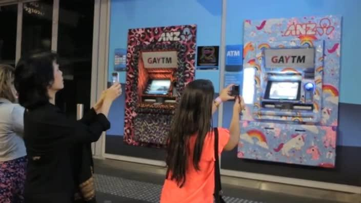 The story behind ANZ's GAYTMs