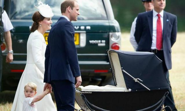 Palace releases gorgeous new Princess Charlotte pics
