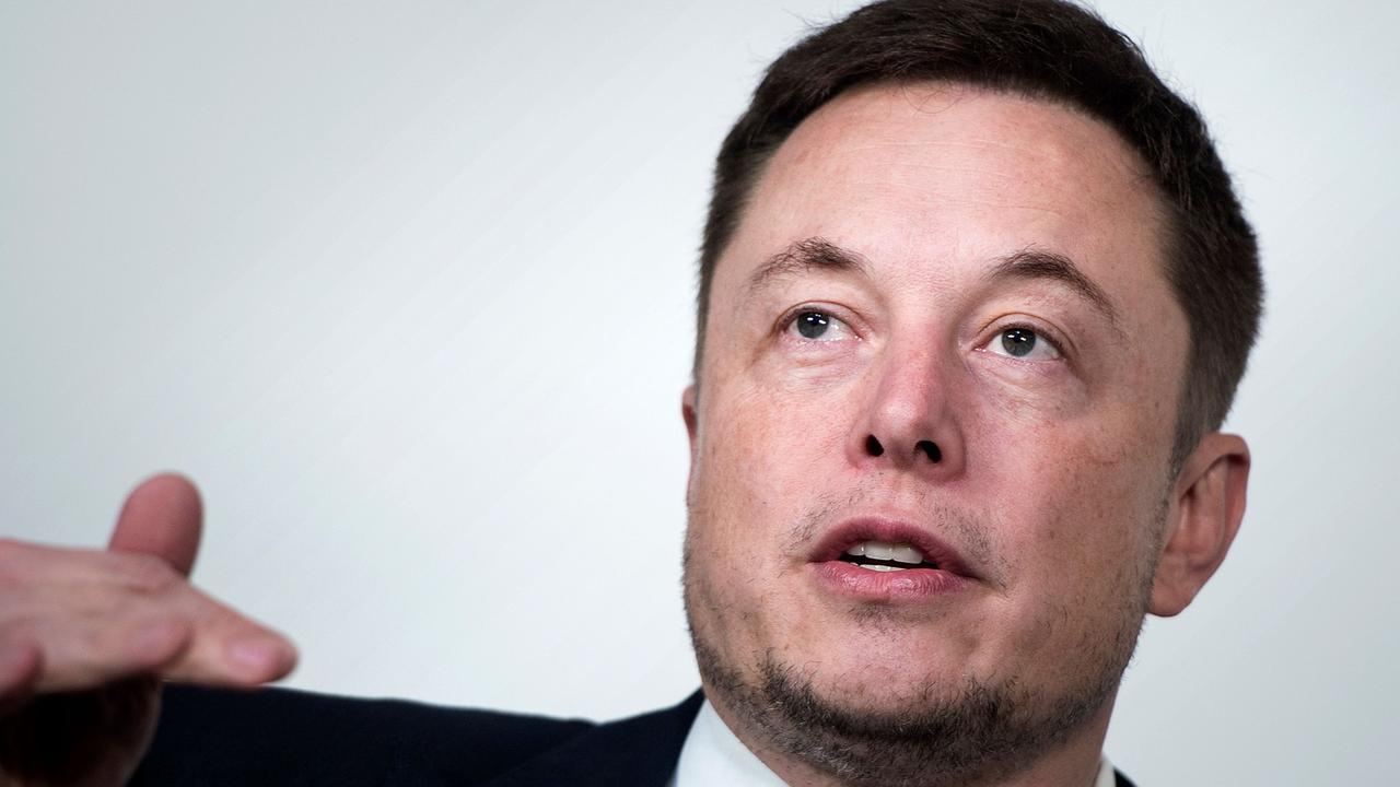 Bold claims: Tesla boss Elon Musk claimed that he would take the company private.