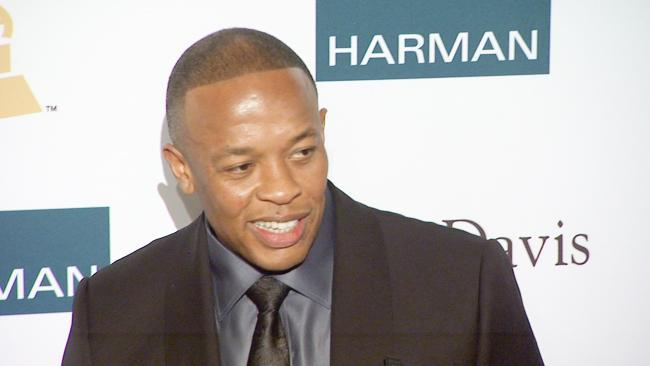 Dr Dre tops Forbes music rich list