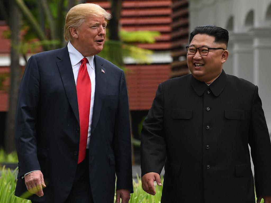 North Korea's leader Kim Jong Un could meet with US President Donald Trump again soon, with the path paved by US Secretary of State Mike Pompeo. Photo by Saul Loeb AFP