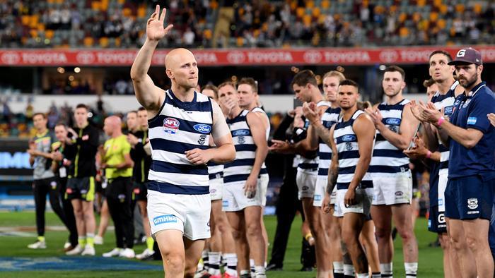 2020 AFL Grand Final - Richmond v Geelong