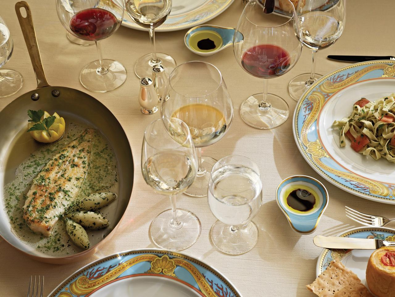 ESCAPE: Celebrity chefs on cruises. Jacques Pepin dishes on Oceania Cruises. Picture: Supplied