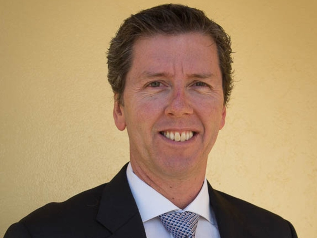 Former head of Surf Life Saving NSW Matthew Hanks is awaiting sentencing in the NSW District Court. Picture: Supplied.