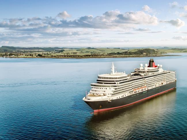 QUEEN ELIZABETH  Cunard returns this season with Queen Elizabeth based in Australia for a record 101 days from December to March.   HILARIOUS REACTION TO SIMPLE CRUISE REQUEST