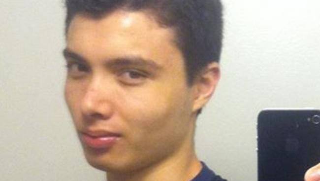 Horrific ... Elliot Rodger took his own life after his deadly rampage in Santa Barbara.
