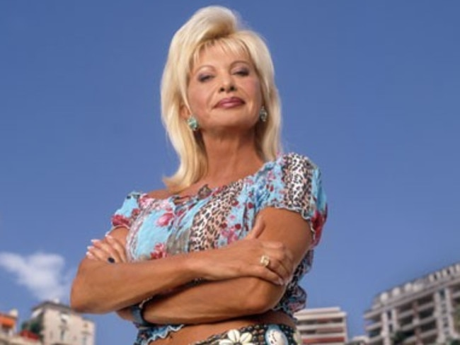 In the mid-2000s Ivana Trump tried unsuccessfully to open a luxury resort at Queensland's Airlie Beach.