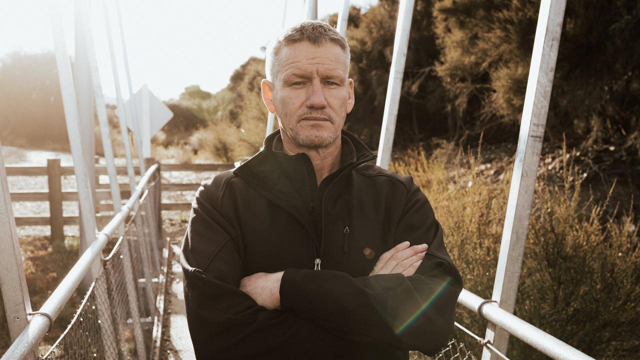 Mark 'Billy' Billingham on SAS Australia.