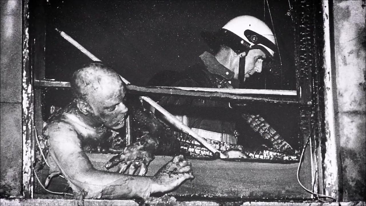 Film Trailer: Upstairs Inferno