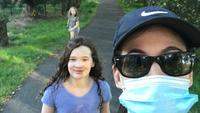 'Pandemic parenting had its moments, but I can't wait to be busy again'