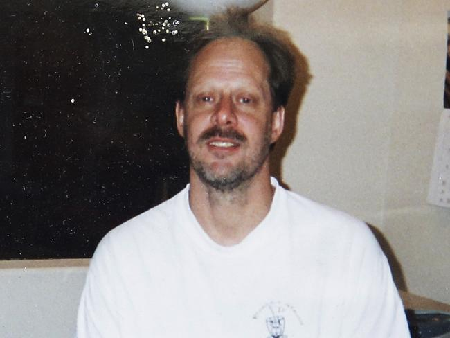 Stephen Paddock opened fire on the Route 91 Harvest Festival killing at least 58 people. Picture: Courtesy of Eric Paddock via AP