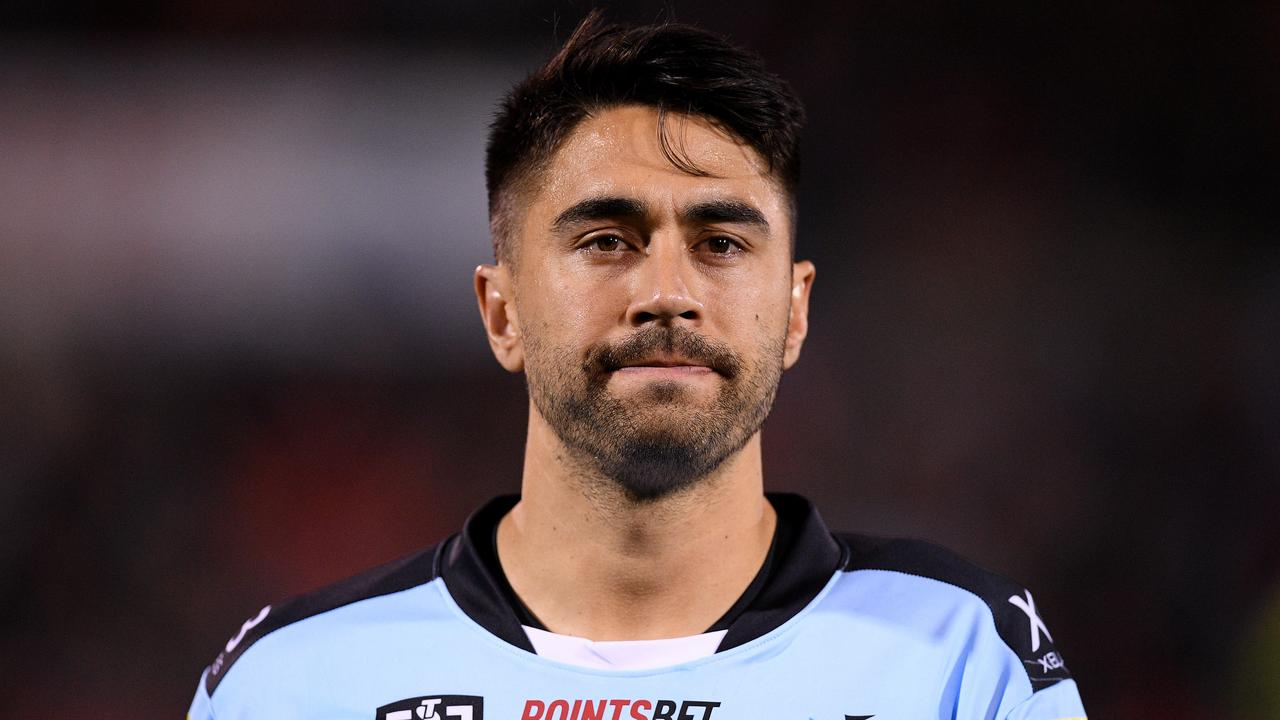 Shaun Johnson donated his entire wishing well from his recent wedding to help those affected by the bushfires.