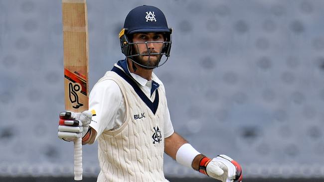 Glenn Maxwell's performances with the bat for Victoria could be hard for selectors to ignore. Picture: AAP