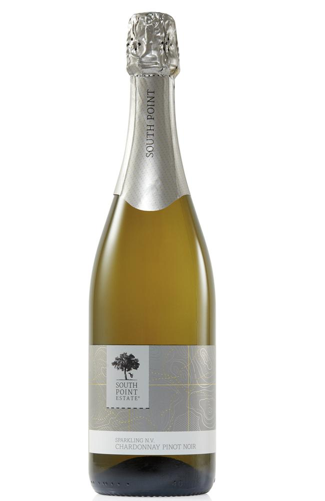 The South Point Estate Sparkling Chardonnay pinot noir NV won at the Melbourne International Wine Competition this.