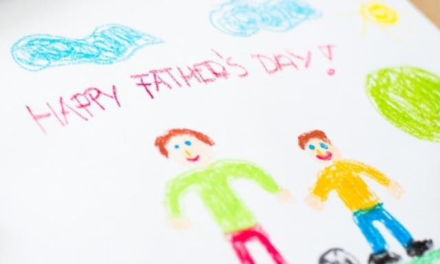'A Father's Day card uncovered my husband's secret double life'