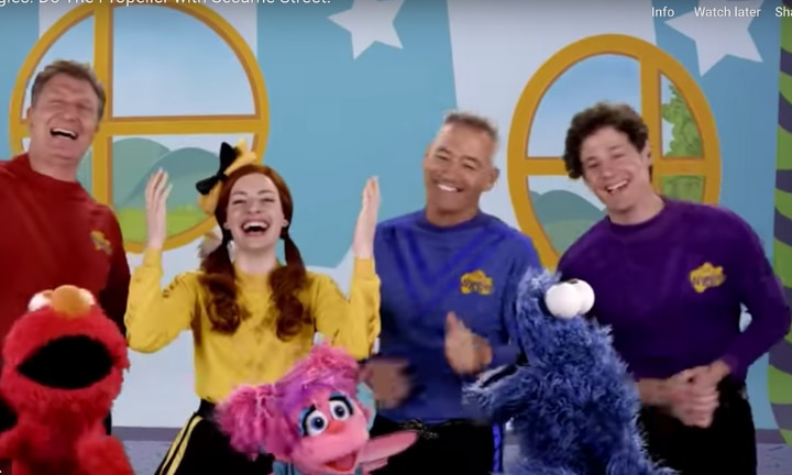 The Wiggles collaboration your kids will love