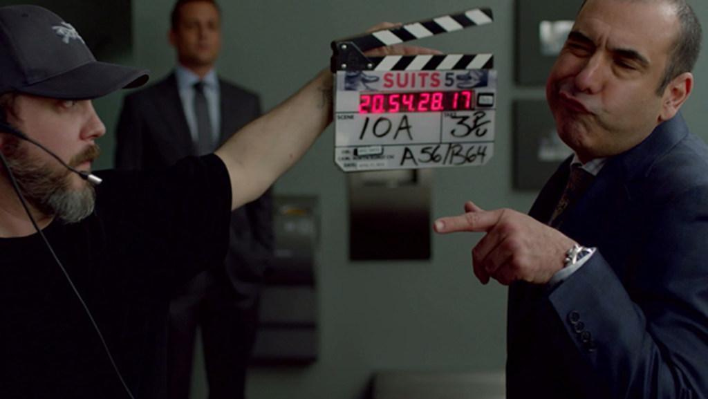 Suits season 5 blooper reel