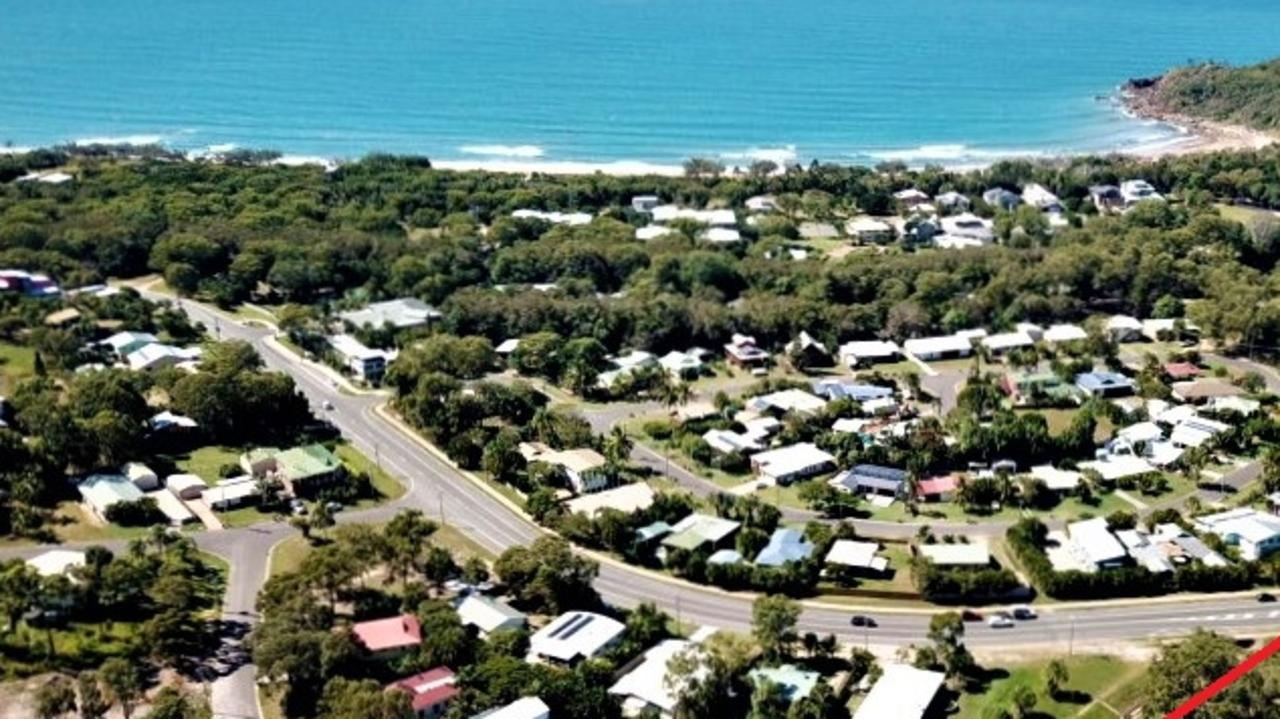 Captain Cook Drive will undergo major road works. 