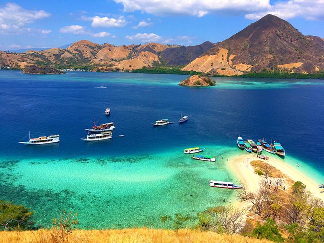 INDONESIA TO SYDNEY, 17-DAY CRUISE WITH AIRFARE, $6995 Enjoy free Business Class flights to join Viking's 17-day Komodo and the Australian Coast itinerary from Bali to Sydney. Priced from $6995 a person, twin share for a Veranda stateroom, this Christmas cruise on Viking Orion starts in Bali and includes calls to Lombok and Komodo in Indonesia before sailing the Timor Sea south to Darwin for an overnight call then on to Thursday Island, Cairns, Townsville, Whitsundays, Brisbane and Newcastle before arriving in Sydney. The cruise departs on December 11, 2019, sale valid to August 31. vikingcruises.com.au, PH 138 747