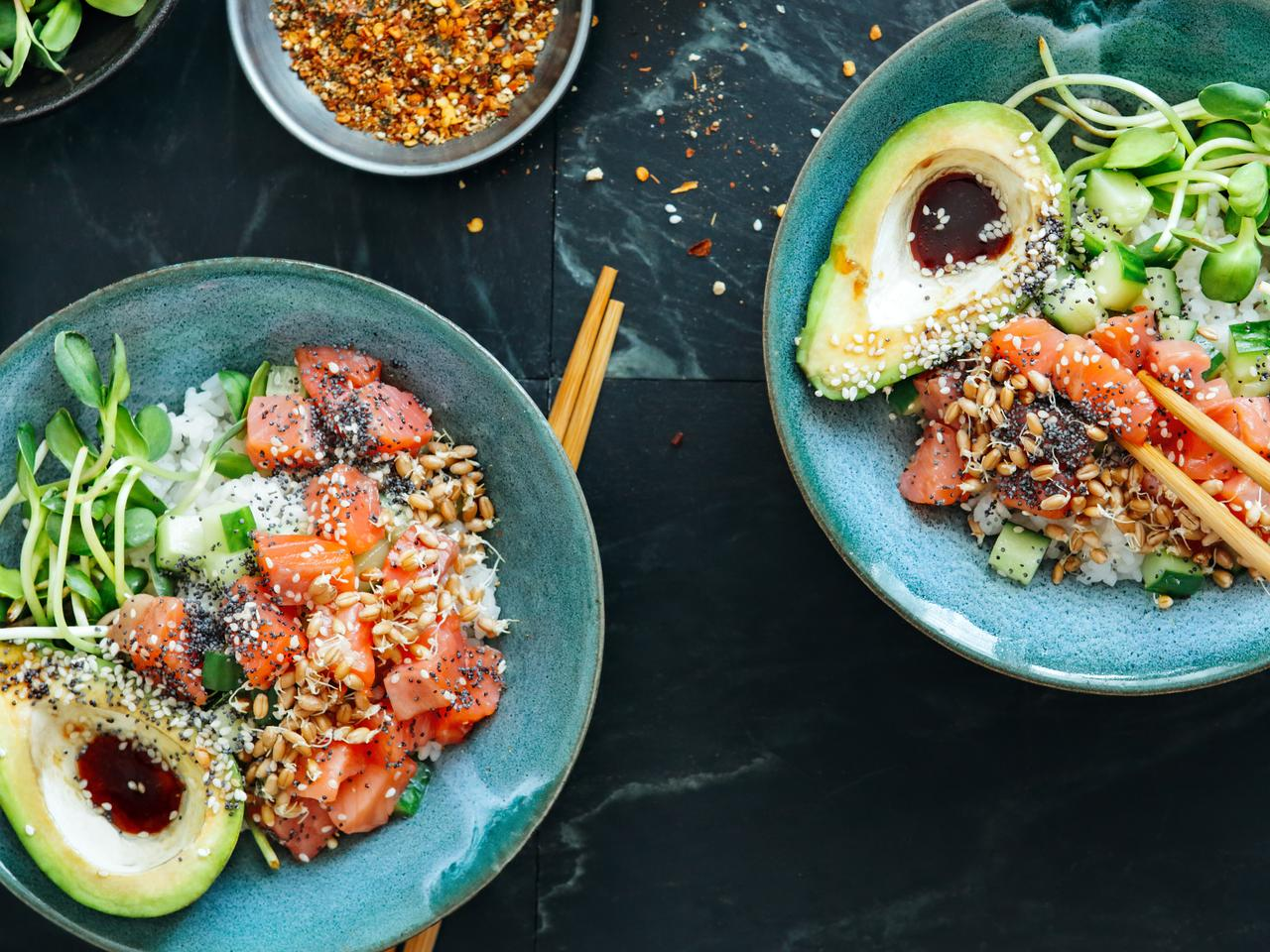 Don't forget to try a fresh poke bowl while you're there.