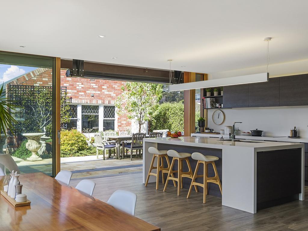 An indoor-outdoor lifestyle.