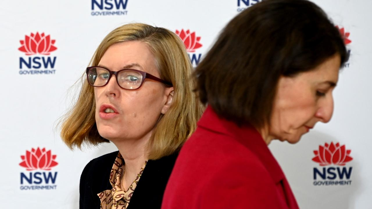 NSW has struggled to contain an outbreak of the delta variant. Picture: NCA NewsWire / Jeremy Piper