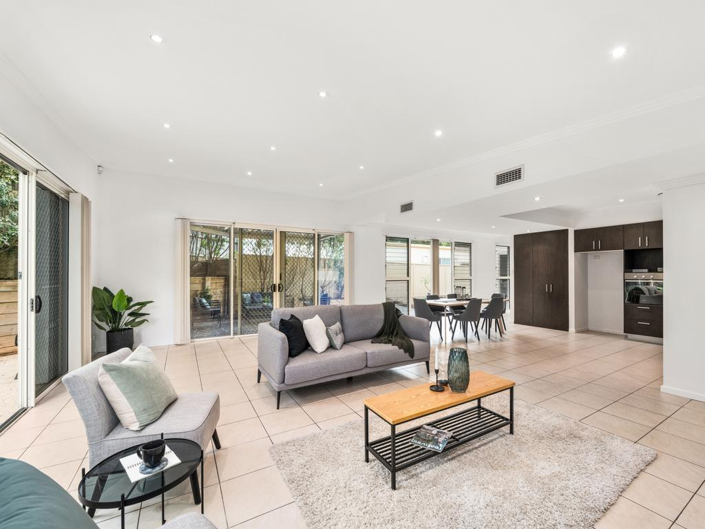 This house at 10 Cropley St in Rhodes has been presented beautifully.