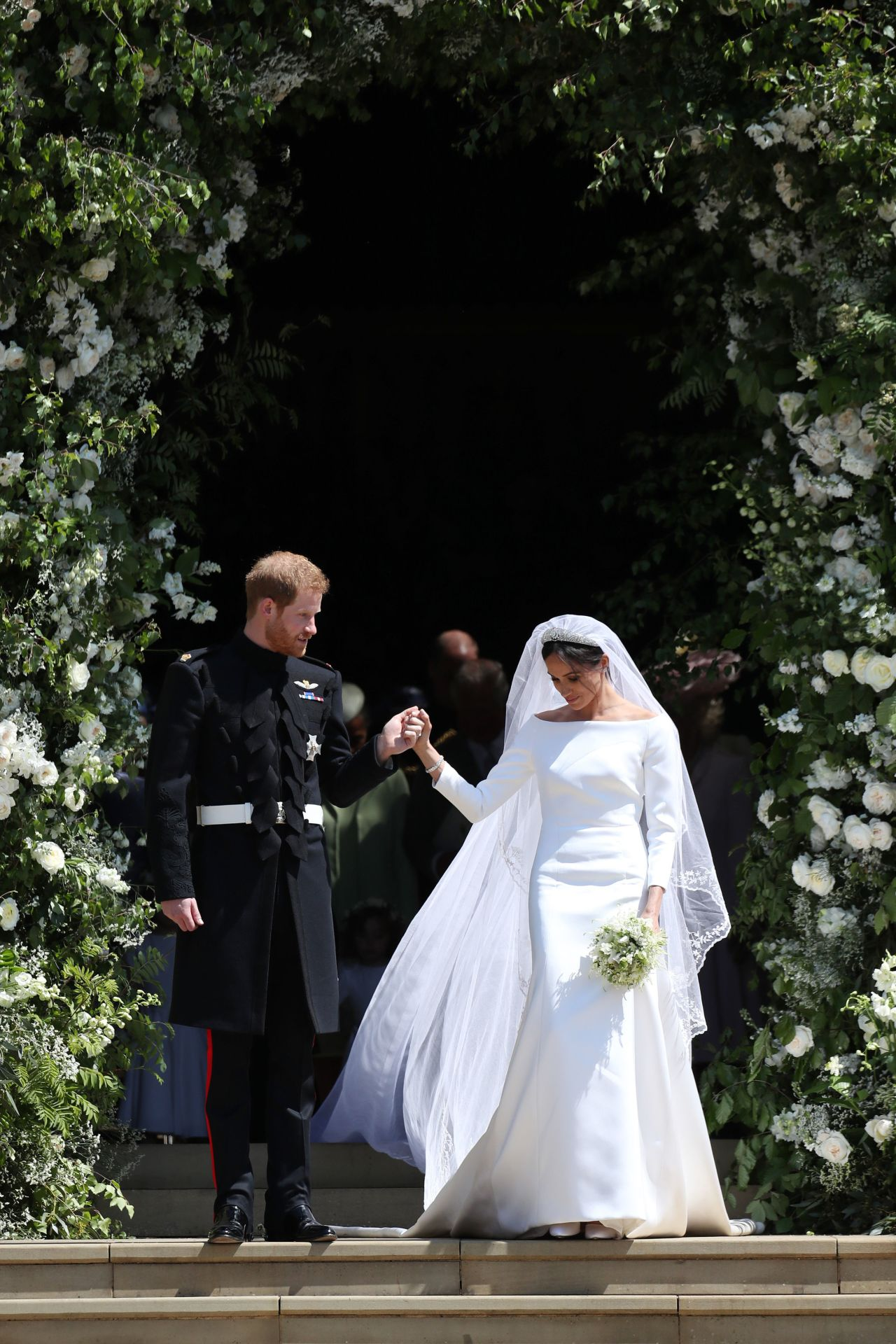 All The Nods To Princess Diana That Meghan Markle And Prince Harry