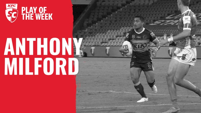 KFC SuperCoach NRL: Play of the Week - Round 2