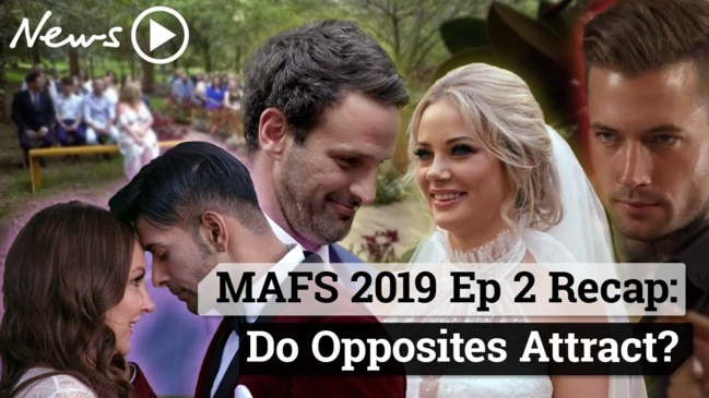 MAFS 2019 Episode 2 Recap: Do Opposites Attract?