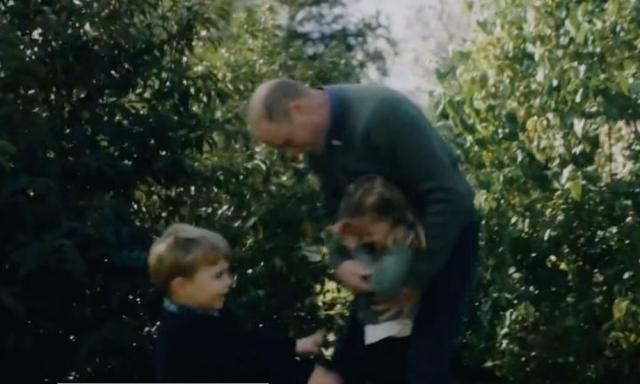 Fans are getting emotional over William and Kate's rare video