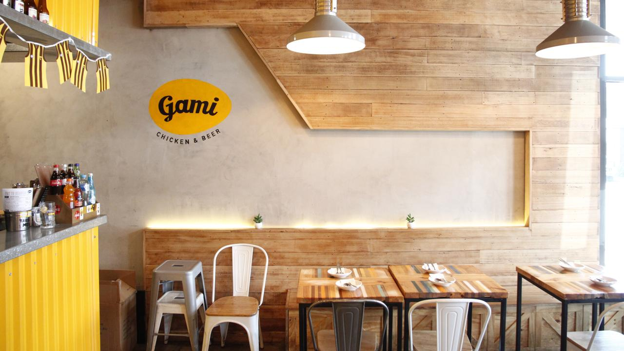 Gami Chicken & Beer's revenue has more than doubled in the past 12 months alone. Picture: Supplied