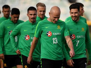 Socceroos Training Session & Media Opportunity