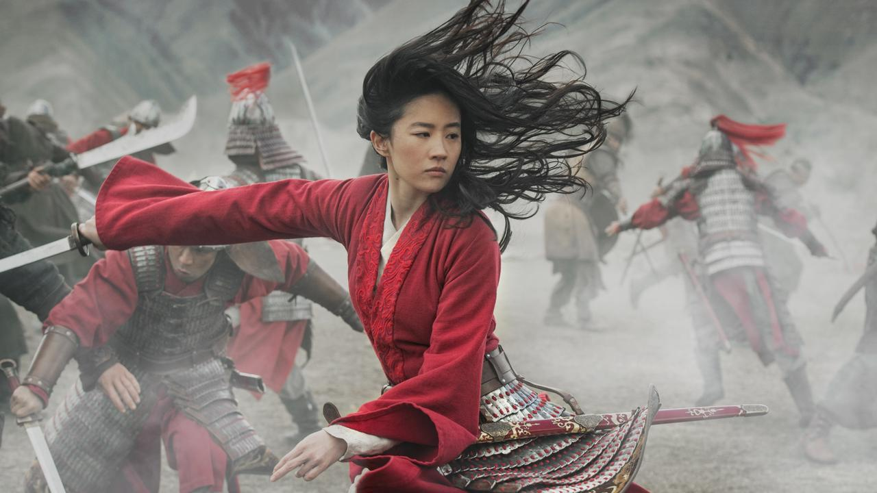 Mulan is said to be released to Disney+ subscribers first. Picture: Jasin Boland/Disney Enterprises