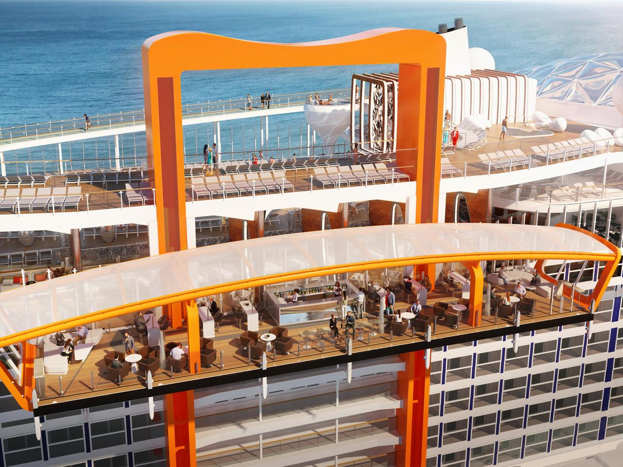Celebrity Edge cruise ship launches in Miami